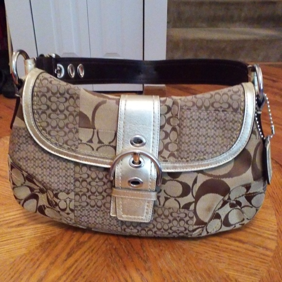 Coach Handbags - Coach shoulder bag